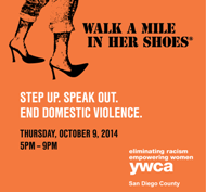 Walk a Mile in Her Shoes<sup>®</sup>